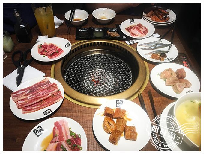 牛角燒肉漢神店