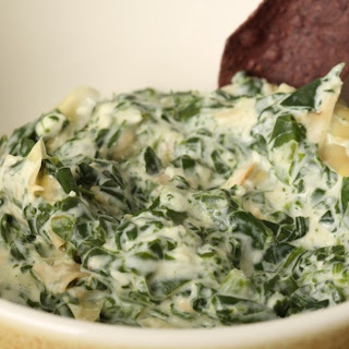 CheeseRank's Slow-Cooker Spinach Dip