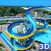 Water Park Slide Adventure 3D