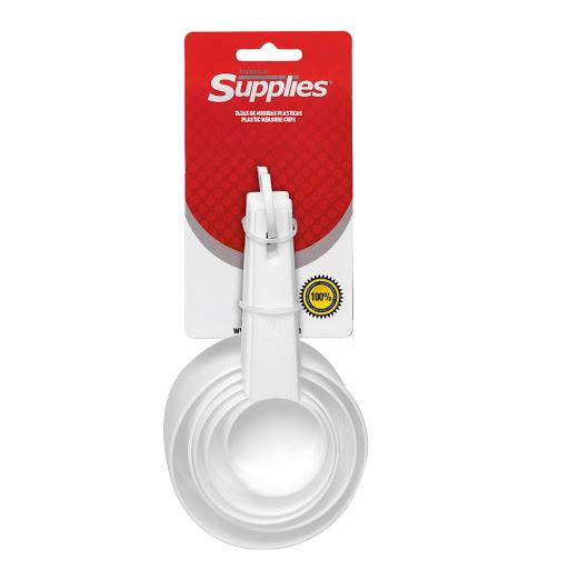 tazas de medidas supplies plásticas