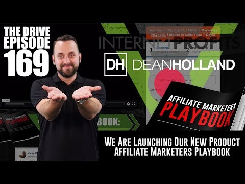 Dean Holland Affiliate Marketers Playbook