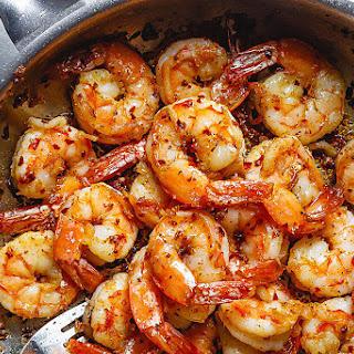 Cajun Shrimp Skillet.