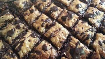 Chocolate Baklava Recipe