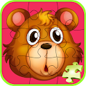 Animals Puzzle for Kids Jigsaw icon
