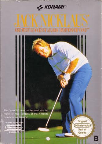 Jack Nicklau´s Golf Greatest 18 Holes of Major Championship Golf