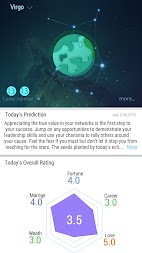 Daily Horoscope 2018 - Zodiac Sign APK screenshot thumbnail 4