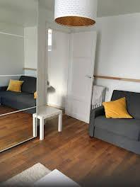 Studio meublé 18,18 m2
