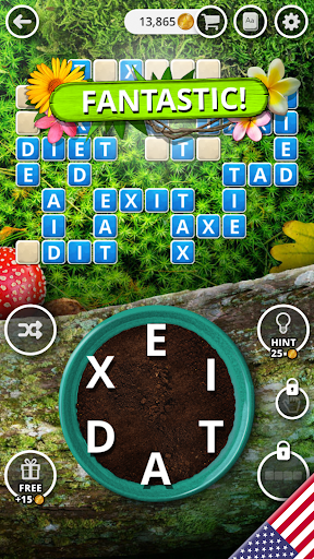 Garden of Words - Word game filehippodl screenshot 16