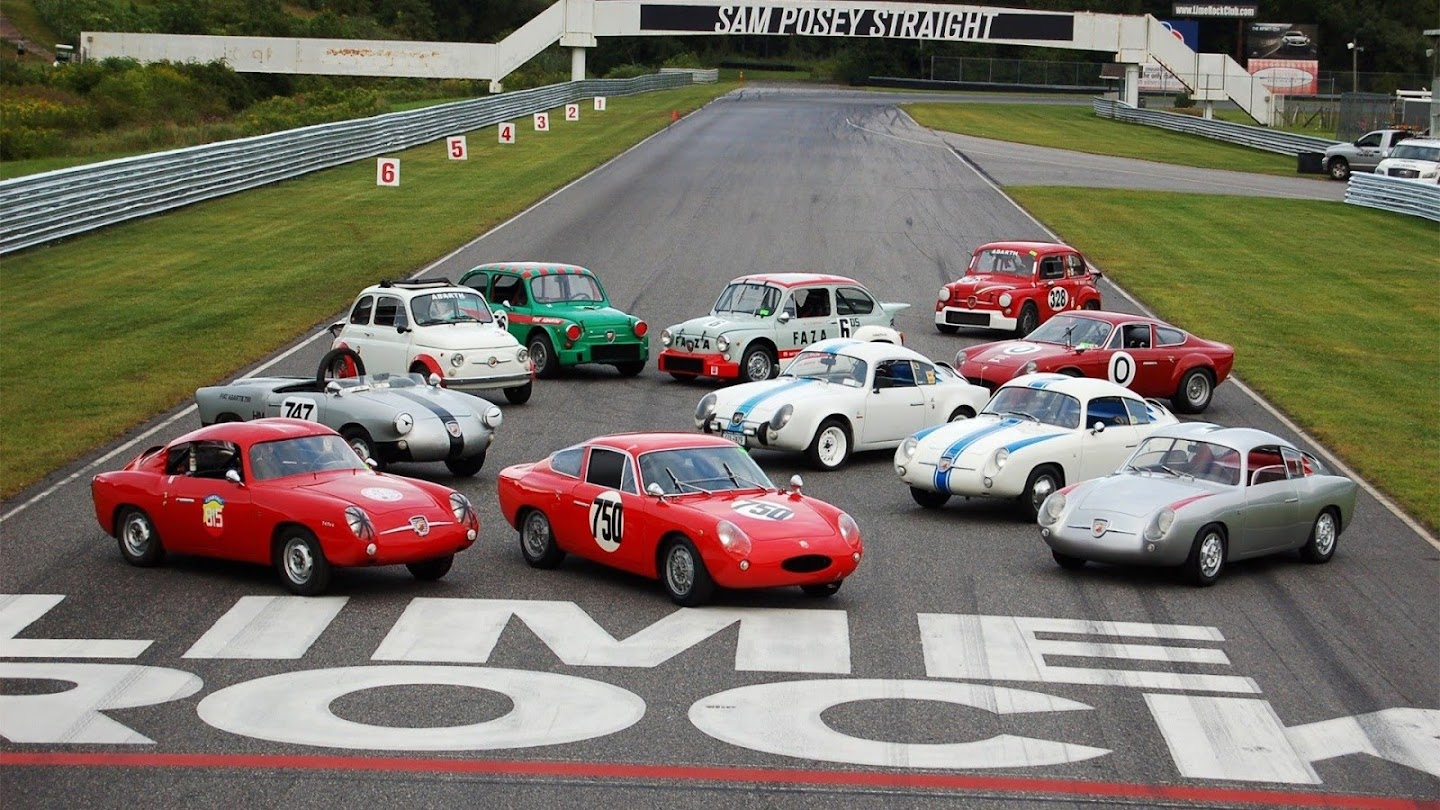 Watch Lime Rock Historical Festival live