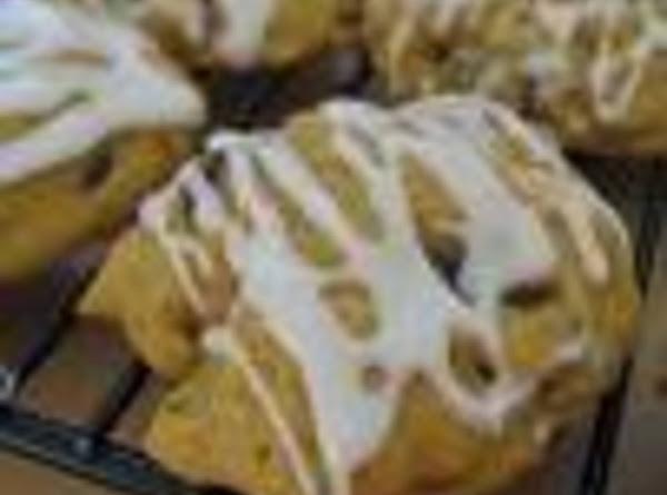 Norma's Pumpkin Spiced Glazed Cookies Recipe