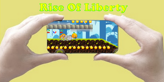 Adventure Rise Of Liberty - náhled