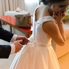 Wedding photographer Evgeniy Lukyanov (Vjik). Photo of 09.11.2017