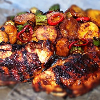 Caribbean Baked Chicken Recipes