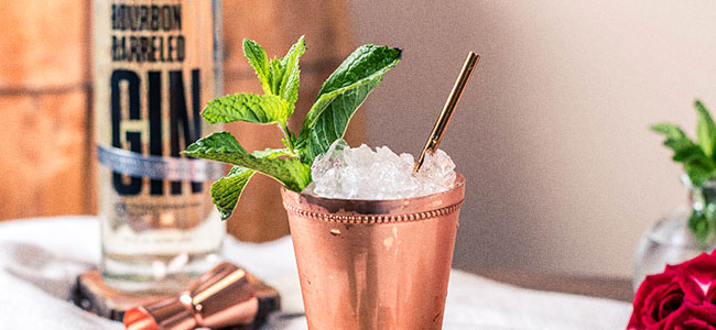 Gin Juleps Are Perfect For Derby Day at Home