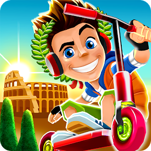 Skyline Skaters v2.8.0 Apk Mod [Money]