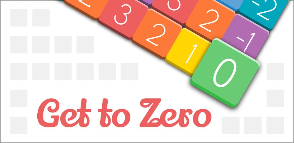 Get to Zero
