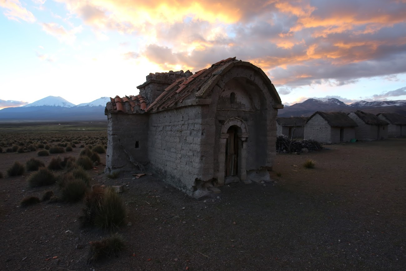6 месяцев, 6 стран. Боливия