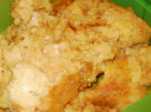 Banana Brioche Bread Pudding Recipe