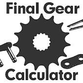 Final Gear Ratio Calculator