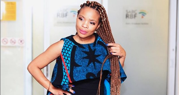 "Masechaba Ndlovu came under fire for the way she questioned Anatii about his ""energy"" and private life."