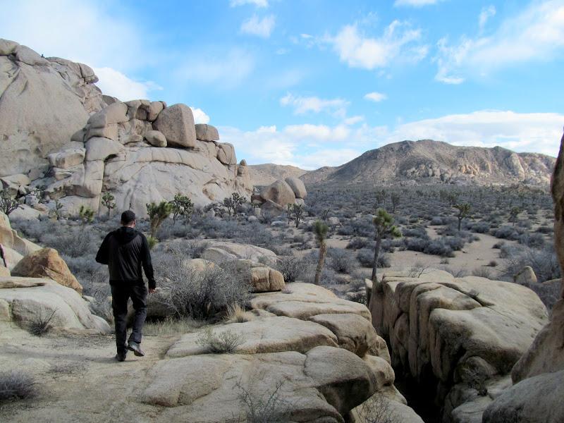 Photo: Wandering around near Hidden Valley campground