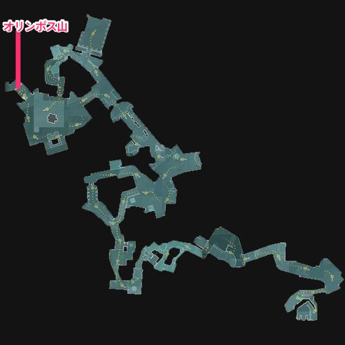 テーベのマップ