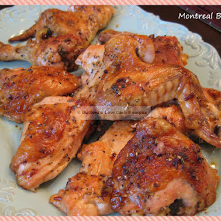 Montreal Baked Chicken