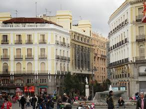 Photo: La Puerta del Sol.