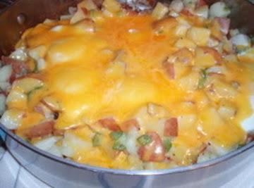 Country Breakfast  Recipe