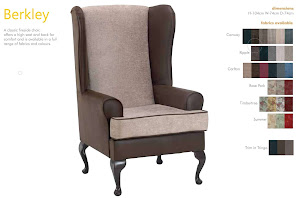 Berkley Fireside Chair