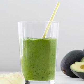 Avocado Power Breakfast Smoothie Recipe