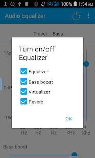Audio Equalizer - náhled