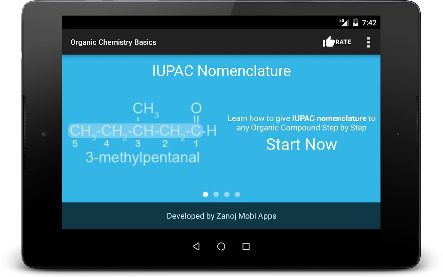 Organic Chemistry Basics- screenshot