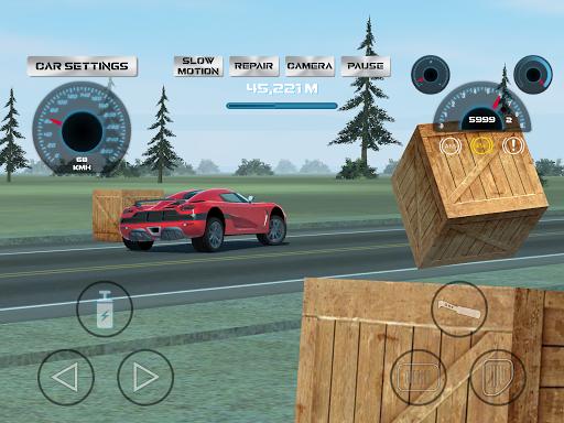 Super Sport Car Simulator  screenshots 16