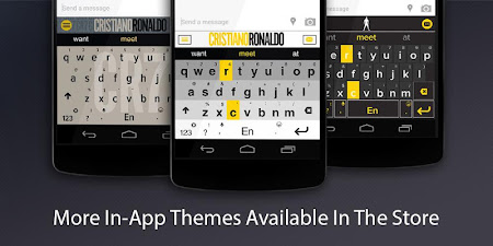 Cristiano Ronaldo Keyboard 3.1.46.73 screenshot 632500