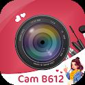 Cam B612 Beauty Selfie Camera : Makup Editor icon