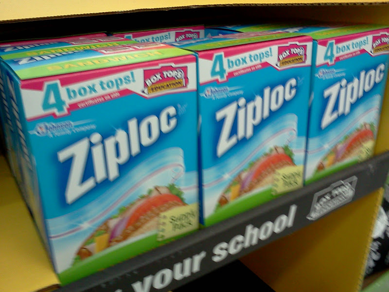 Photo: Box Tops are back in full swing, too... grab them and help your school save money
