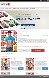 Men's Health India- screenshot thumbnail