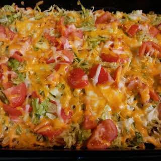 Taco Meat Casserole Recipes.