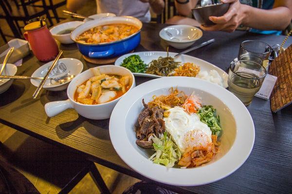 大韓民國 | 三多商圈、好吃平價韓國料理