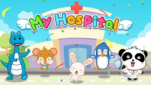 Baby Panda's Hospital - screenshot