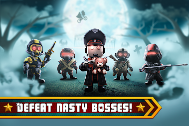 Pocket Troops: The Expendables APK screenshot thumbnail 2