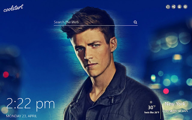 Grant Gustin HD Wallpapers The Flash Theme