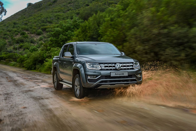 The Amarok V6 will reach 100km/h in a claimed 7.6 seconds.