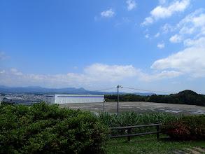 富士見台霊園からの眺め