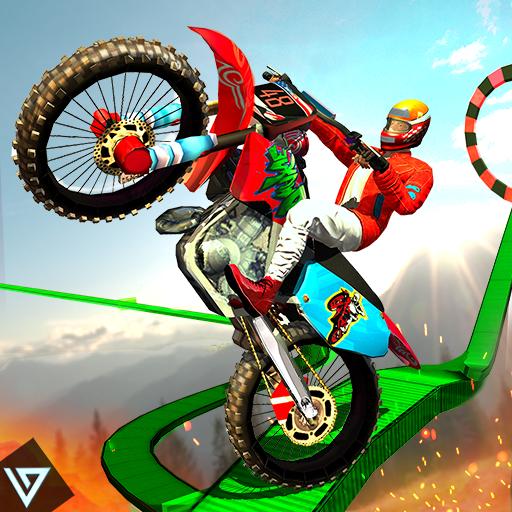 Bike Stunts Impossible Tracks Rider