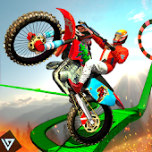 Bike Stunts Impossible Tracks Rider
