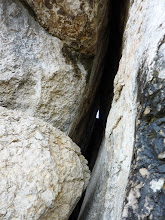 Photo: Grotte du Grosibou. Taoumé. Garlaban.