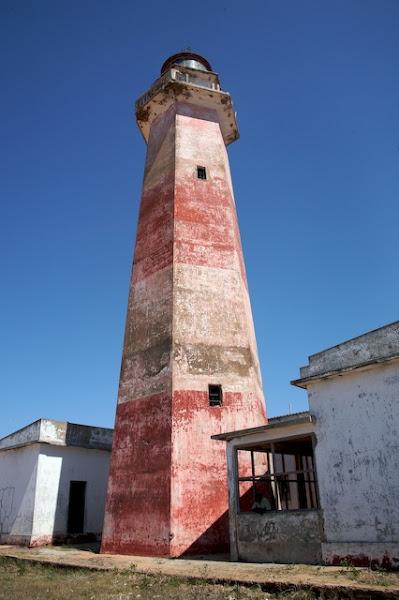 Photo: Lighthouse near Angoche