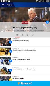 HC SLOVAN Bratislava screenshot 11